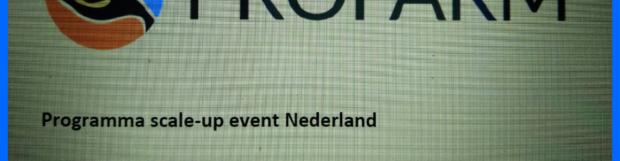 Scale Up Event PROFARM Mastenbroek