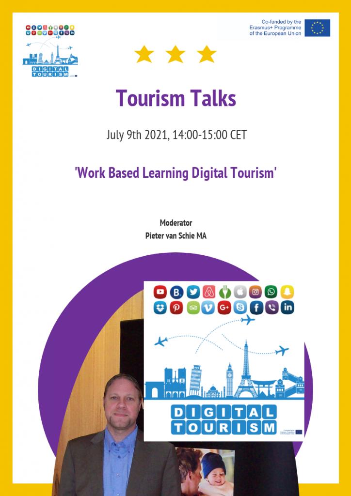 Tourism Talks Show July 8th