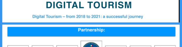 Digital Tourism – from 2018 to 2021: a successful journey