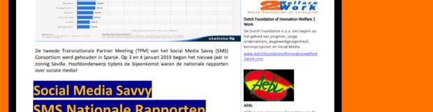 SMS e-Newsletter Nr.2