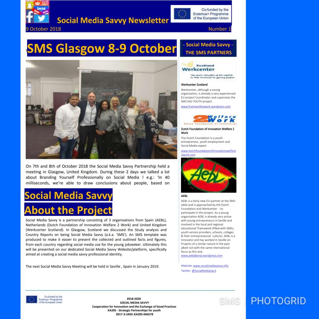 Sms Newsletter