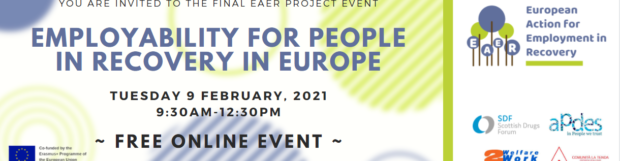 EAER Final Multiplier Event Tuesday 9 February 2021 – 9:30 AM -12:30 PM- Don't Miss out !