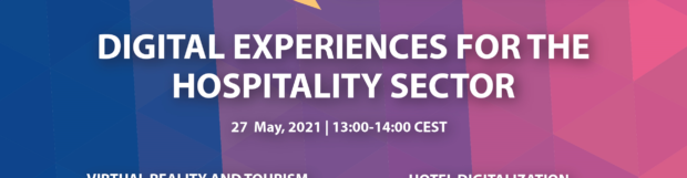 Tourism Talks – Digital Experiences for the Hospitality Sector