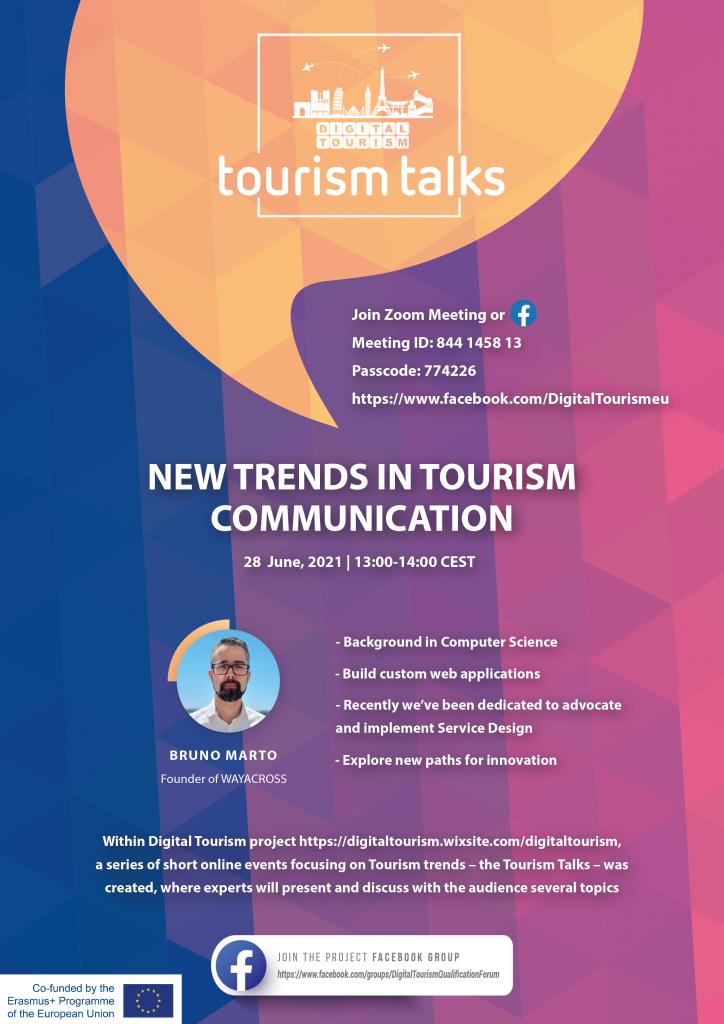 Tourism Talks
