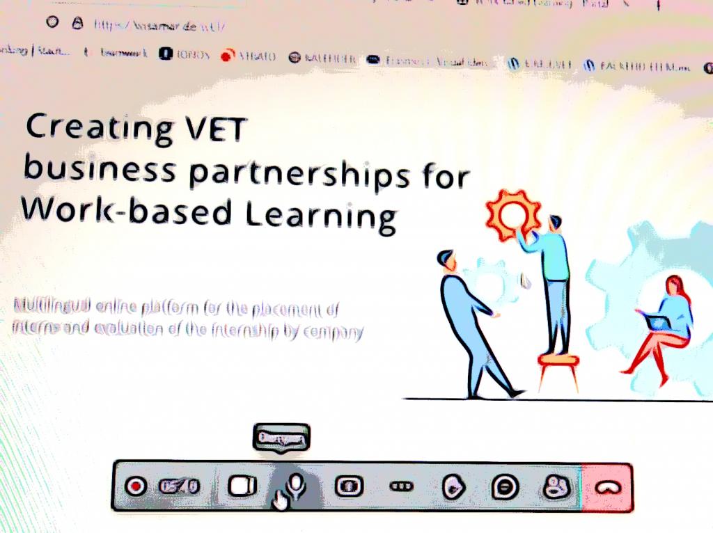 VET-WBL Platform