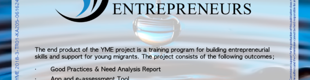 Young Migrant Entrepreneurs